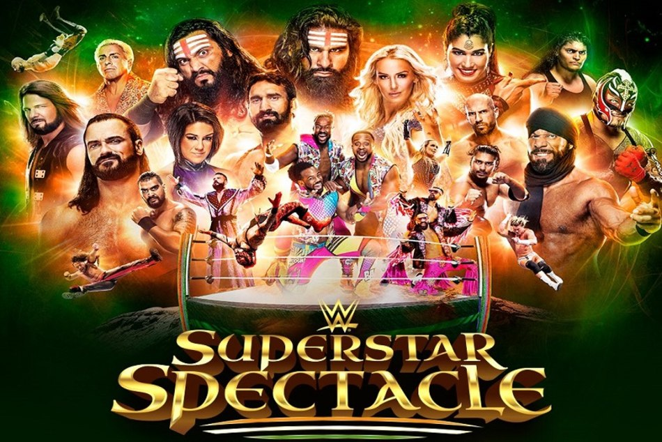 WWE Superstar Spectacle – Spoilers from Indian Republic Day special event