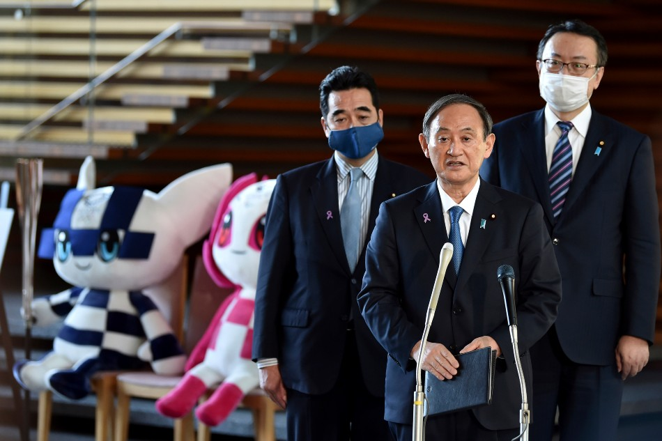 Japan vaccination uncertainty casts doubts over Tokyo Olympics