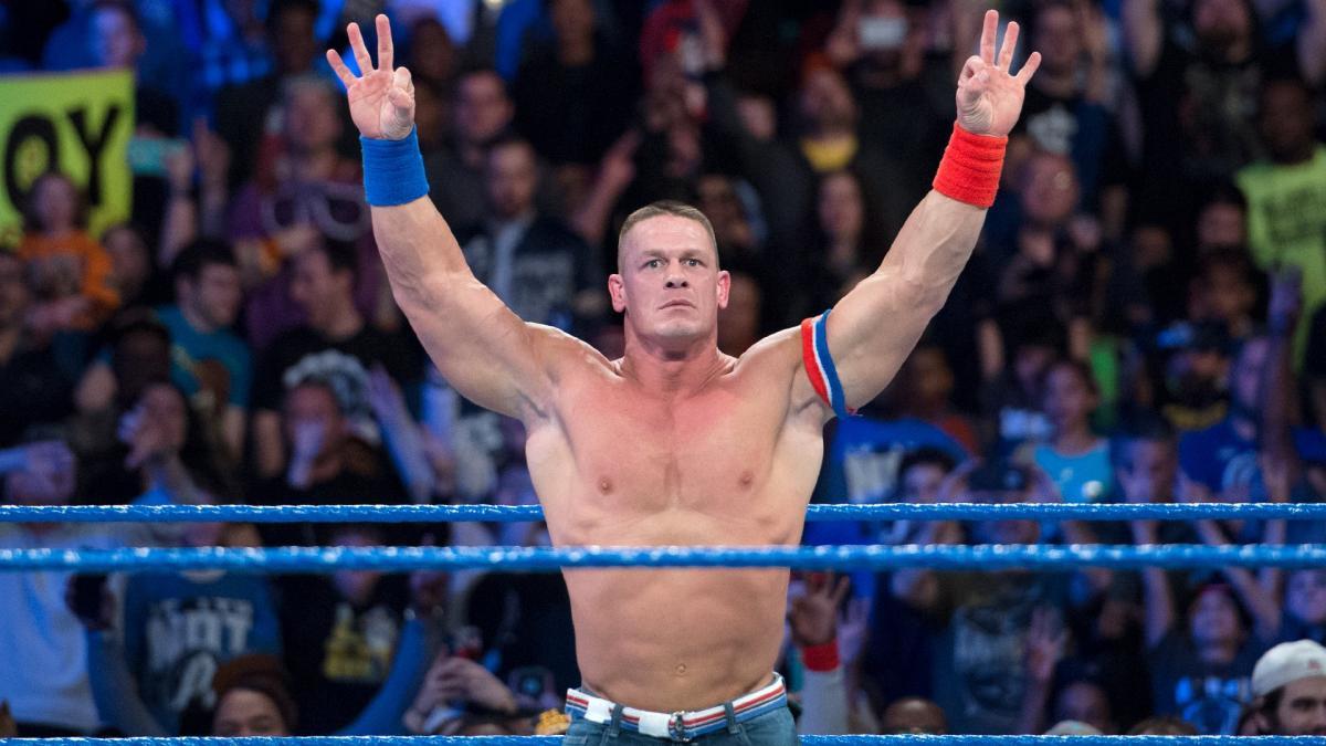John Cena Called Himself Selfish Over WWE Wrestlemania 37 Appearance 2
