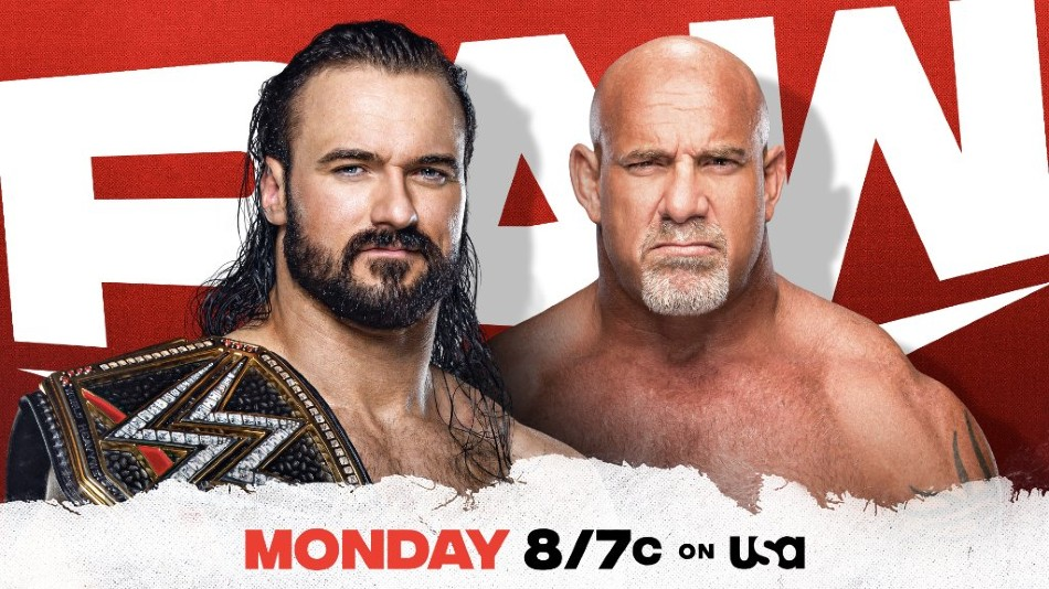 WWE Monday Night Raw preview and schedule: January 25, 2021
