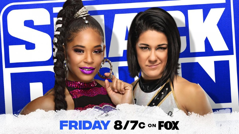 WWE Friday Night Smackdown preview and schedule: January 22, 2021