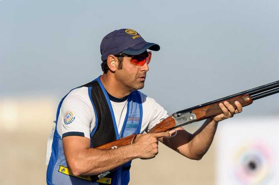 ISSF Shotgun World Cup: India win bronze in skeet team event