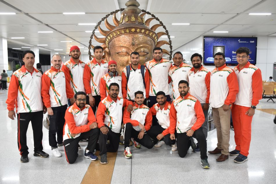 Boxing: 14-member Indian boxing team leaves for Boxam Tournament in Spain