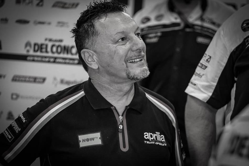 Motogp Team Boss Fausto Gresini Passes Away