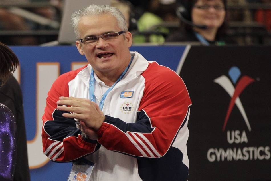 Former US gymnastics coach John Geddert commits suicide after being charged for human trafficking