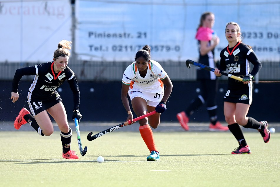 World No. 3 Germany defeat Indian Women's Hockey Team 5-0