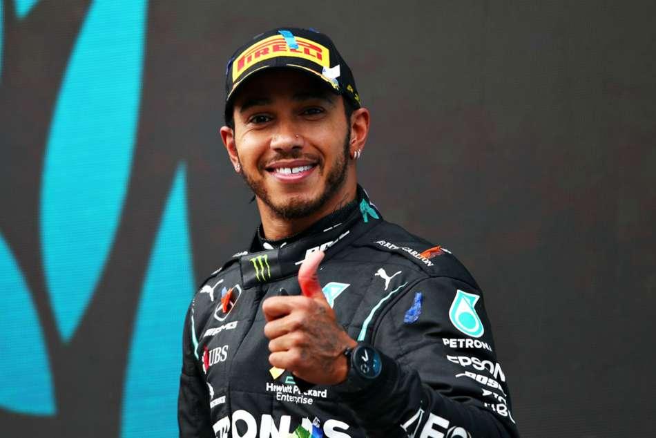 Lewis Hamilton Signs Mercedes Contract 2021 Formula One Season