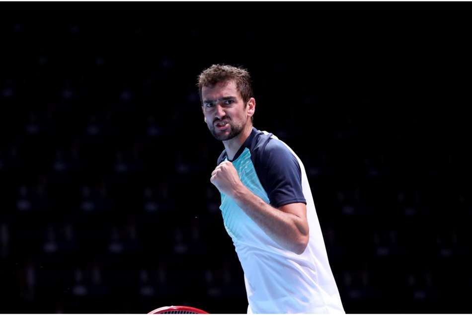 Marin Cilic survives match point in Singapore scare