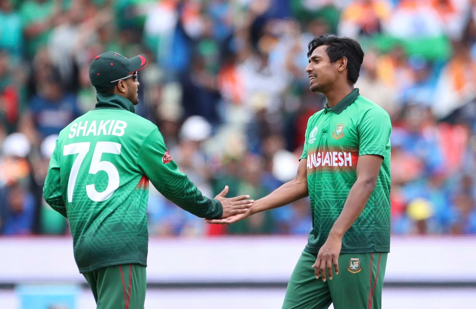 Mustafizur Rahman (right) ready to sacrifice IPL for Bangladesh duty