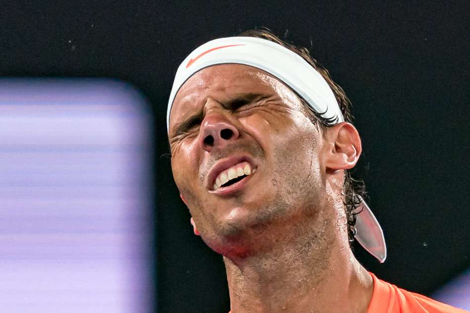 Nadal withdraws from Rotterdam Open with back problem