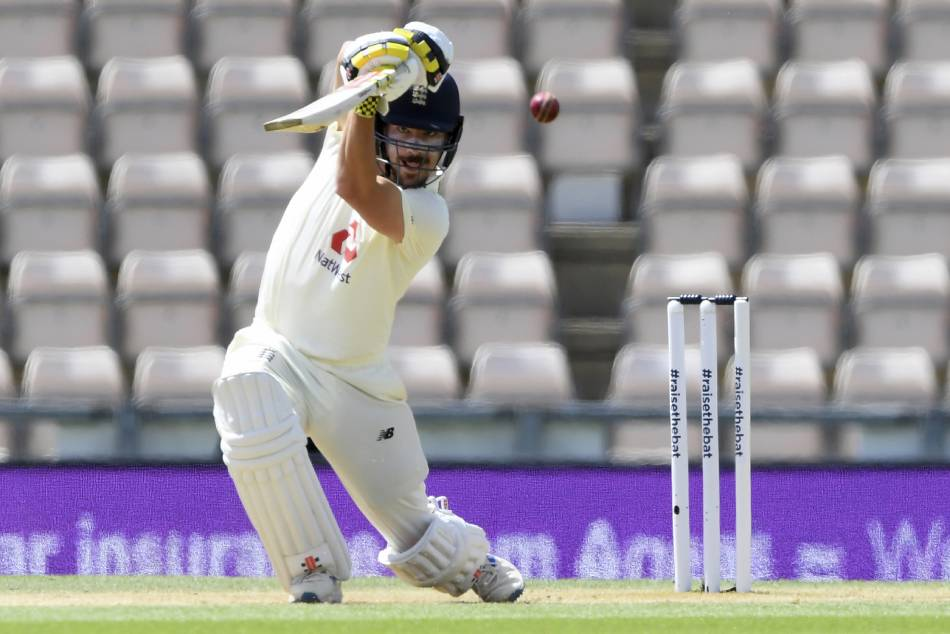 India Vs England Opener Rory Burns Reprimanded For His Tweet Against Alex Hartley Pink Ball Test