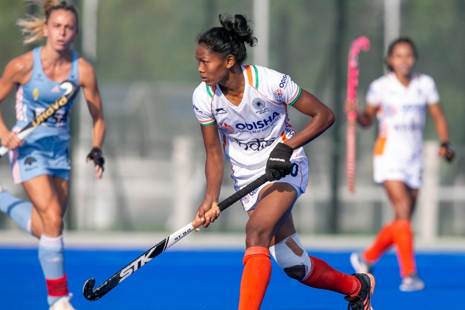 Proud To See Talented Players Emerging From Jharkhand Says Indian Women S Hockey Star Salima Tete