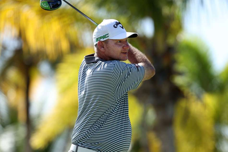 Tommy Gainey Claim Puerto Rico Open Lead