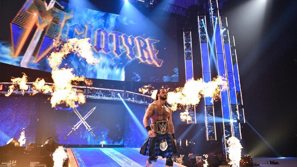 Former Wwe Champion Drew Mcintyre S Status Post Raw Absence