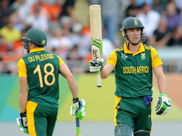 3. South Africa - 13