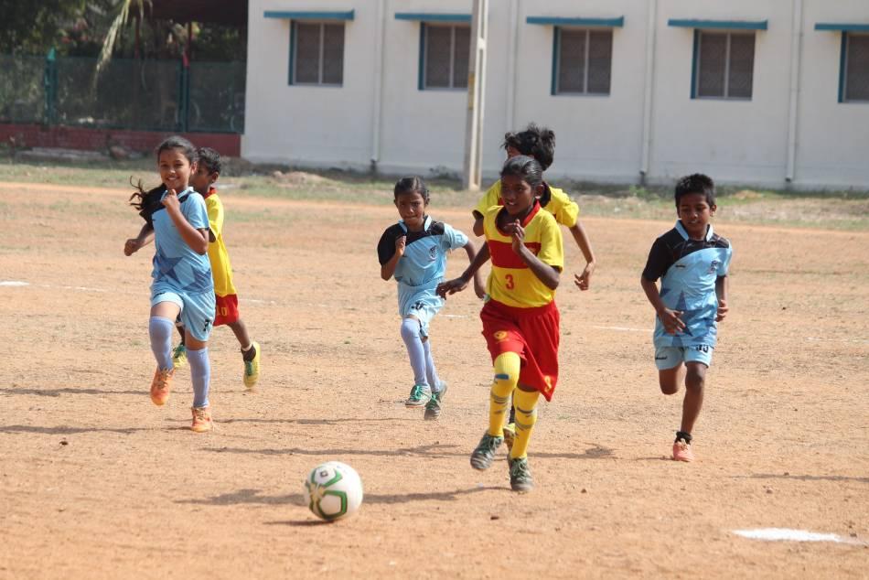 Anantapur Sports Academy breaks gender barriers in rural areas with La Liga help