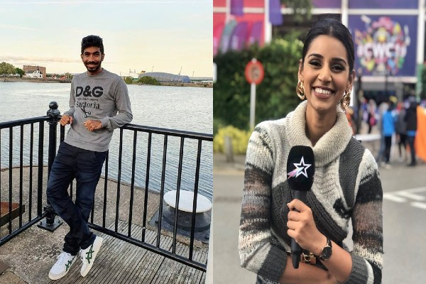 Jasprit Bumrah marriage: Who is Sanjana Ganesan and why she's being speculated as India pacer's bride to be