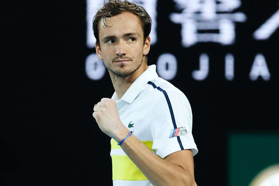Medvedev to end 'Big Four' rankings domination by nudging ahead of Nadal