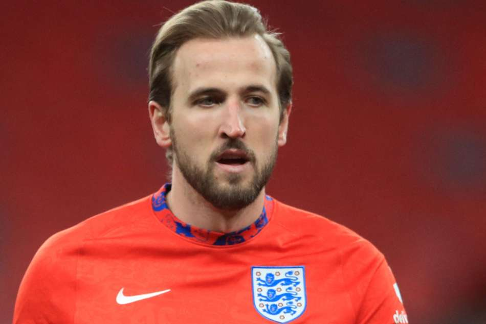 Harry Kane Spurs England Euros Man Utd Man City Real Madrid