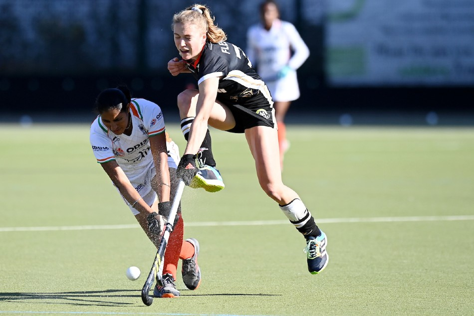 World No 3 Germany beat Indian women's hockey team 2-0