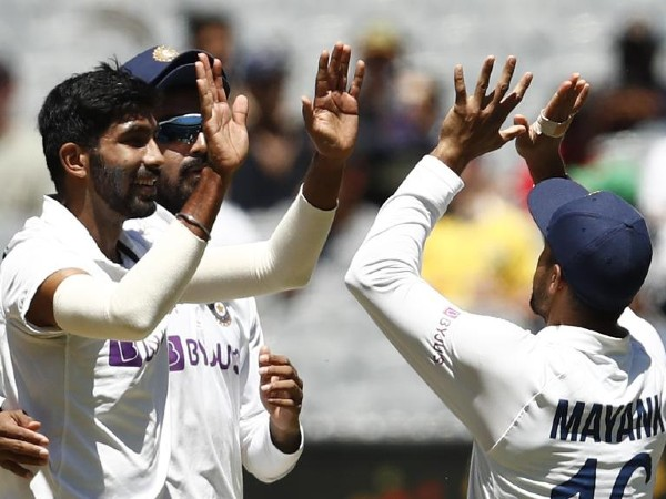 Groom-to-be Jasprit Bumrah congratulates Team India on Test series win over England
