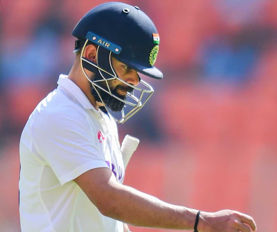 India vs England, 4th Test: Day 2 lunch update: Intense English bowlers peg back hosts