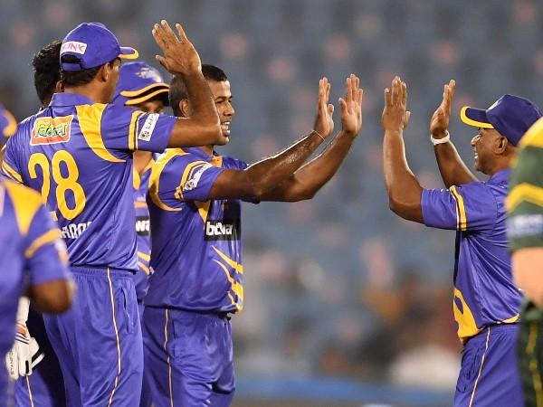 Who were the heroes of Sri Lanka Legends' Win?