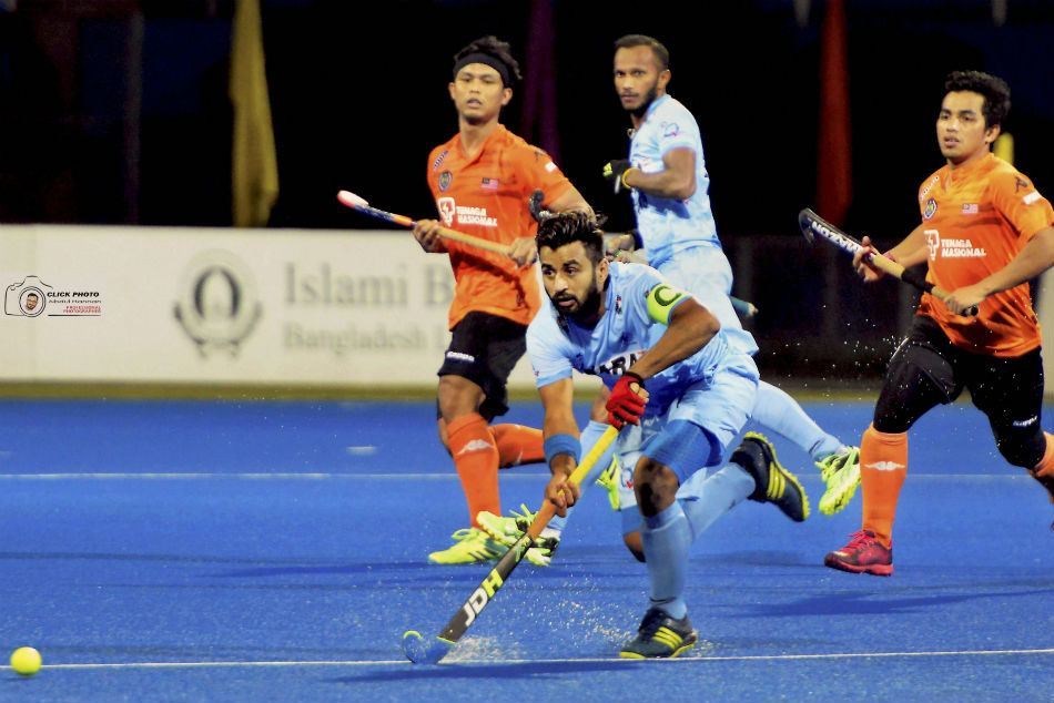 Looking forward to an unbeaten tour in Argentina, says India mens hockey skipper Manpreet Singh