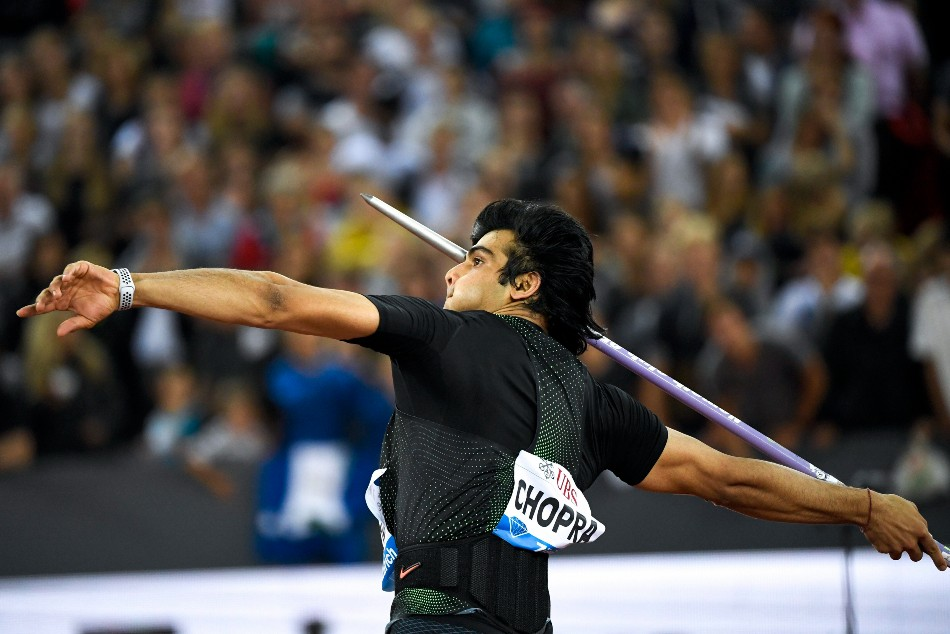Tokyo Olympics: Javelin star Neeraj Chopra warms up with 83.18M throw; wins gold in Lisbon