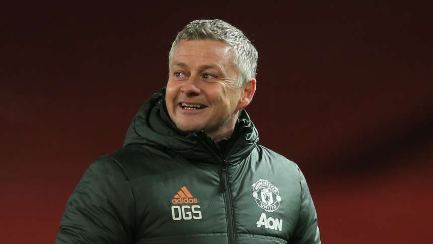 Man Utd boss Solskjaer not conceding Premier League title ahead of derby clash