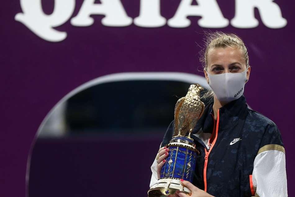 Doha feels like home – Kvitova after winning second Qatar Open title