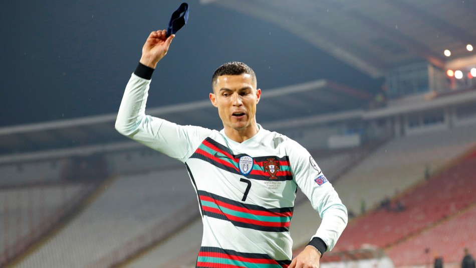 Cristiano Ronaldo says hell never change after outburst following Portugal-Serbia controversy