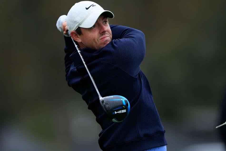 McIlroy inspired by Tiger as star shoots 66 to earn share of Arnold Palmer lead