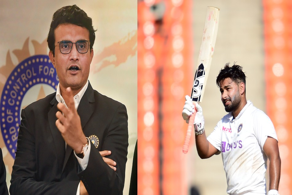 India vs England: Rishabh Pant will be an all-time great in all formats in years to come, says Sourav Ganguly
