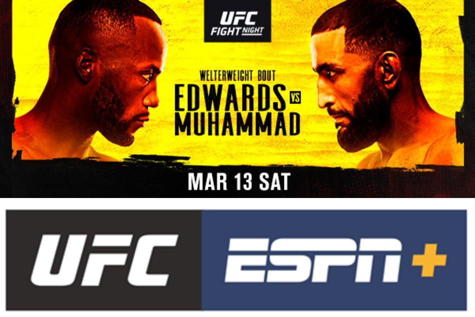 Compelling welterweight matchup headlines next week's UFC Vegas 21