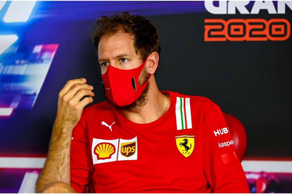 Sebastian Vettel Sees Potential At Aston Martin Formula One