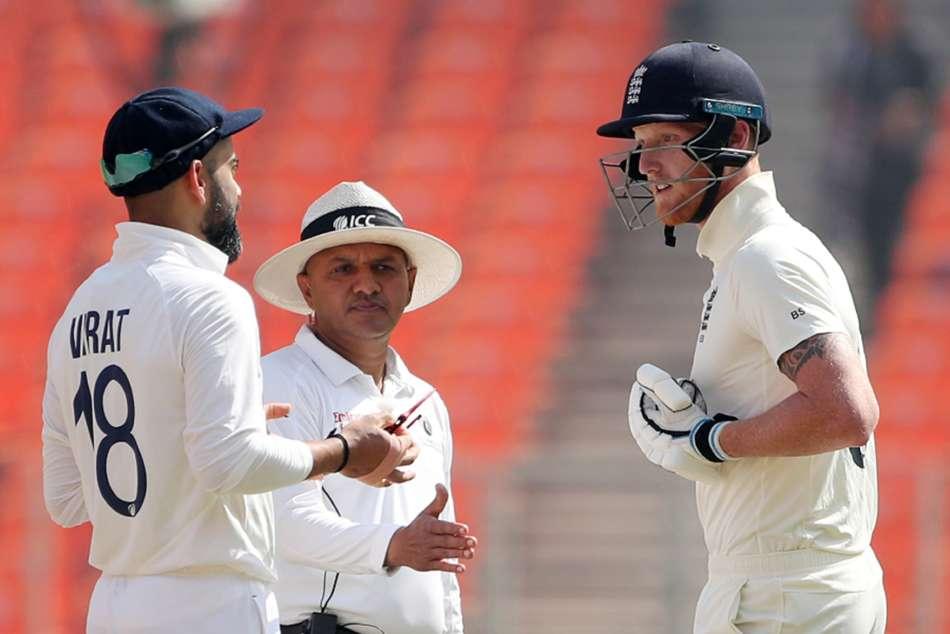 Stokes faces India accusation but says Kohli spat was 'nothing untoward'