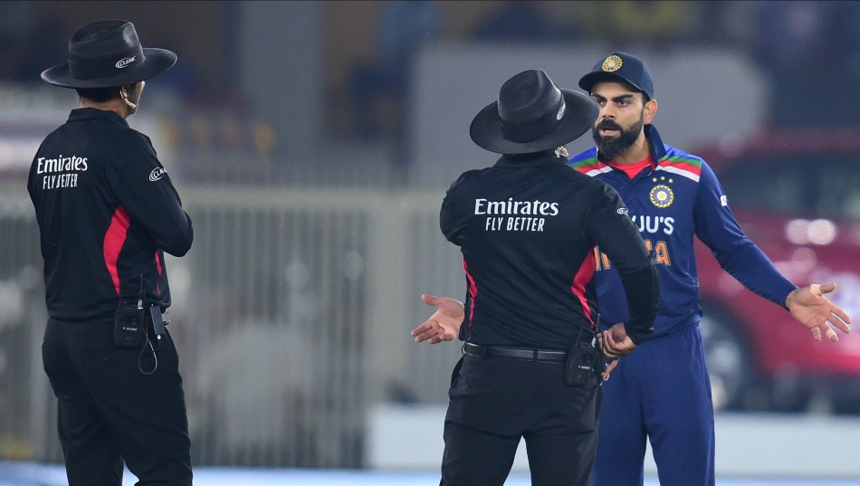 Umpire's call creating lot of confusion, if ball is hitting stumps it should be out: Kohli