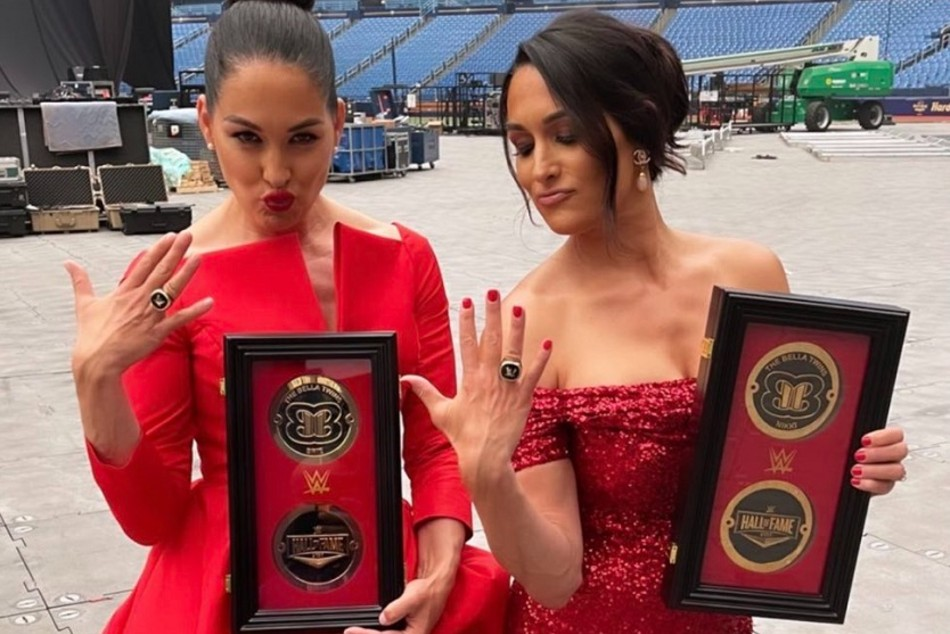 Wwe Tape Hall Of Fame 2020 Ceremony From Thunderdome
