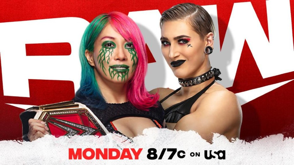Wwe Monday Night Raw Preview And Schedule March 29 2021