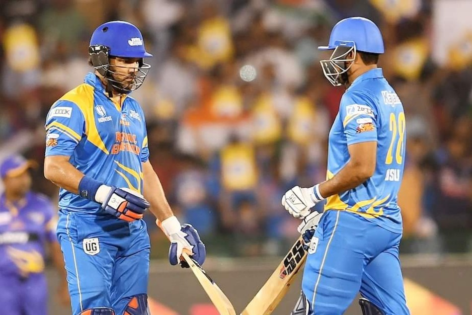Road Safety World Series 2021, FINAL: Yuvraj Singh, Yusuf Pathan fifties help India Legends post 181/4