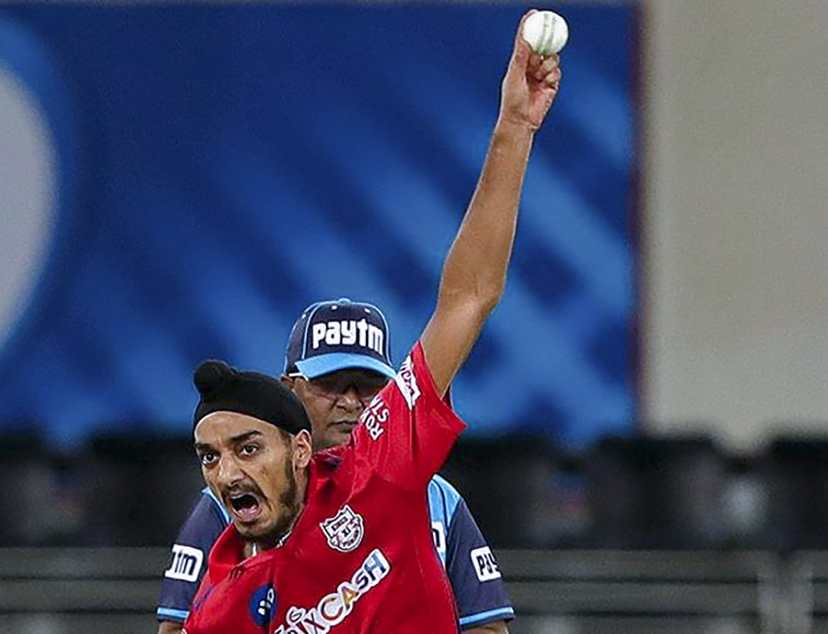 IPL 2021: RR vs PBKS: Arshdeep Singh reveals last over plan against Sanju Samson