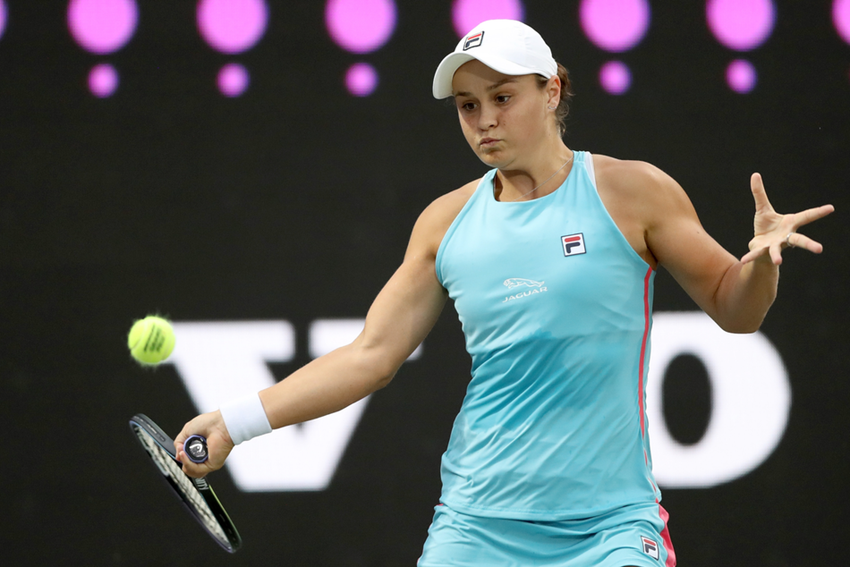 Barty knocked out of Charleston Open by unseeded Badosa