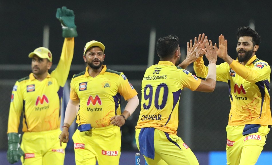 MS Dhoni hails Deepak Chahar after Chennais first win of campaign