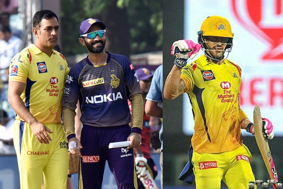 MS Dhoni, Dinesh Karthik and Faf Du Plessis approach big milestones