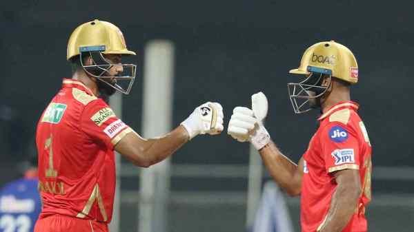 1. Team News - Punjab Kings