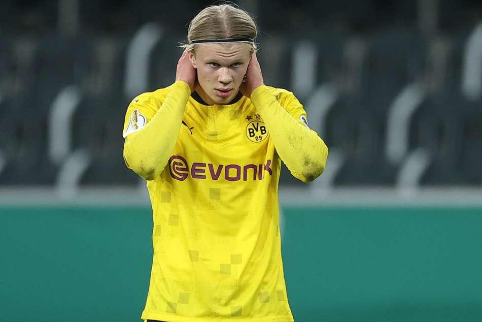 Rumour Has It Dortmund Haaland De Gea Man Utd