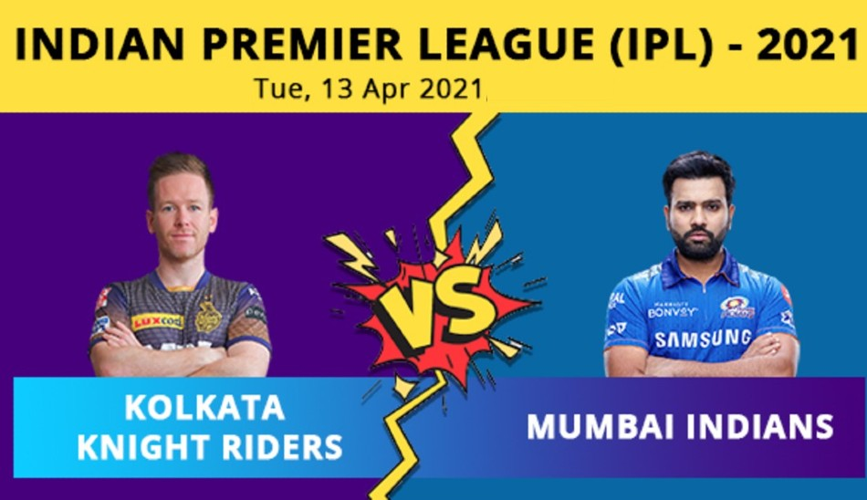 IPL 2021: KKR vs MI Match 5 Live Updates: Kolkata Knight Riders, Mumbai Indians lock horns in Chennai