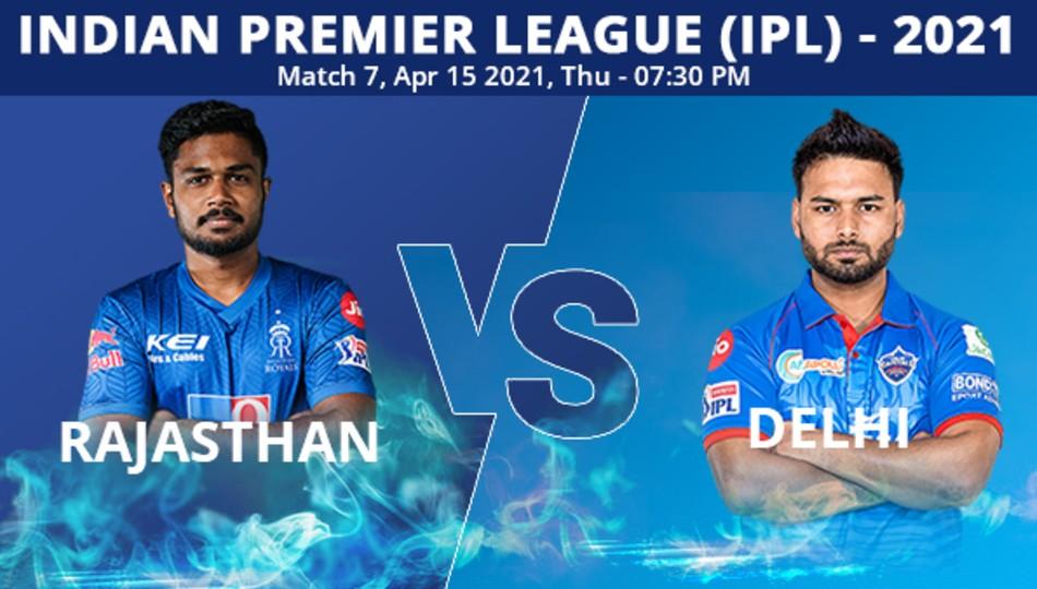 IPL 2021: RR vs DC, Match 7 Highlights