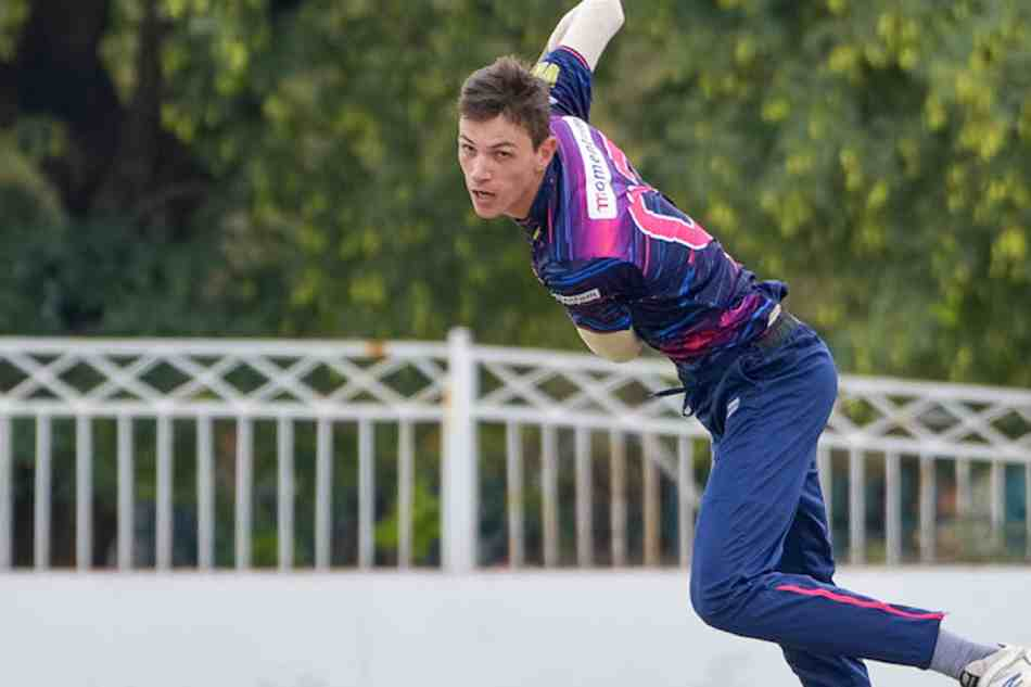 IPL 2021: MI vs RCB; Who is Marco Jansen? Know all about Mumbai Indians 6'8 left-arm pacer